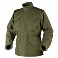 Helikon-Tex - M65 Jacket - Nyco Sateen - Olive Green