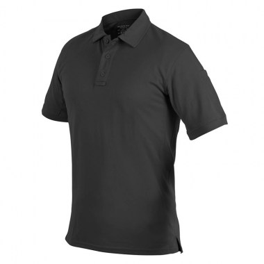 Helikon-Tex - UTL Polo Shirt - TopCool - Black