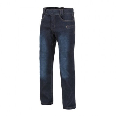 Helikon-Tex - Greyman Tactical Jeans - Denim Mid - Dark Blue
