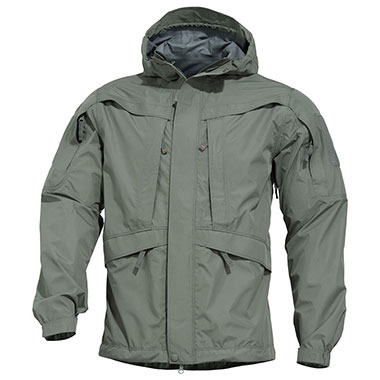 Pentagon - Monsoon Softshell Jacket - Grindle Green