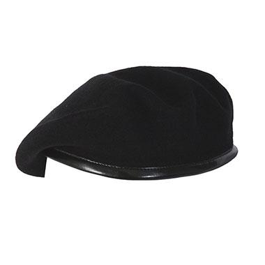 Pentagon - French Style Beret - Black