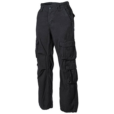 Max Fuchs - Cargo Pants Defense - black