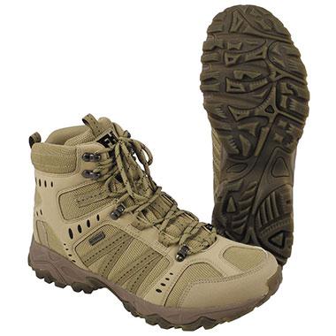 Max Fuchs - Combat Boots Tactical - Coyote Tan