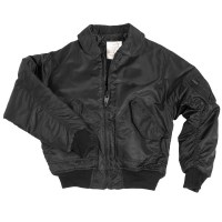 Sturm - US Black Teesar CWU Flight Jacket