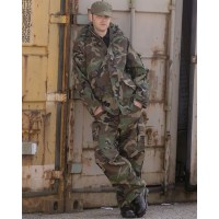 Sturm - 3-Layer US Woodland Laminated Wet Weather Jacket
