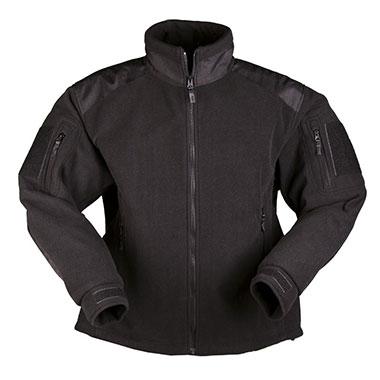 Sturm - Black Delta-Jacket Fleece