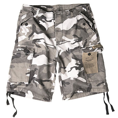 Sturm - Urban Prewash Paratrooper Shorts