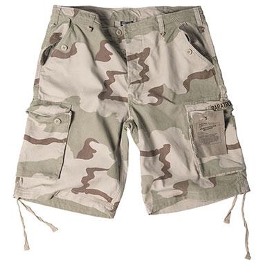 Sturm - Desert Prewash Paratrooper Shorts