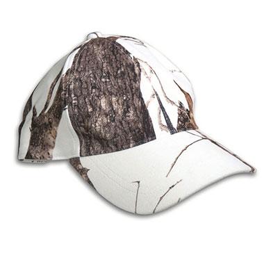 Sturm - Snow Wild Trees Baseball Cap