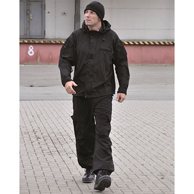 Sturm - Black Softshell Jacket Gen.III