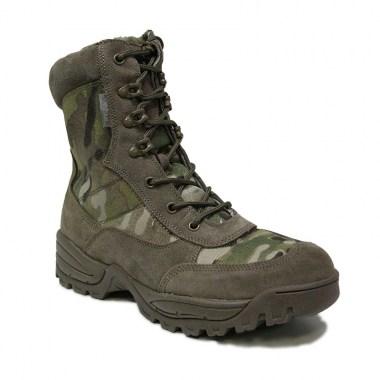 Sturm - Multicam Tactical Boots With IKK Zipper