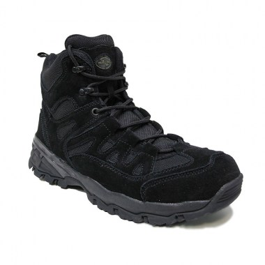 Sturm - Black Squad Shoes 5 Inch