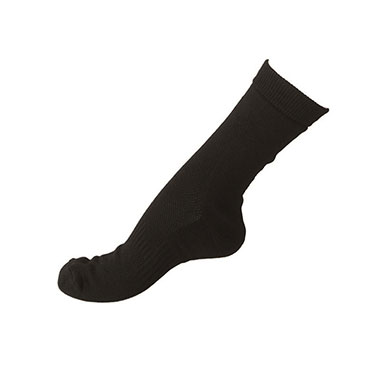 Sturm - Black Coolmax Socks