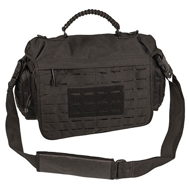 Sturm - Black Tactical Paracord Bag Large