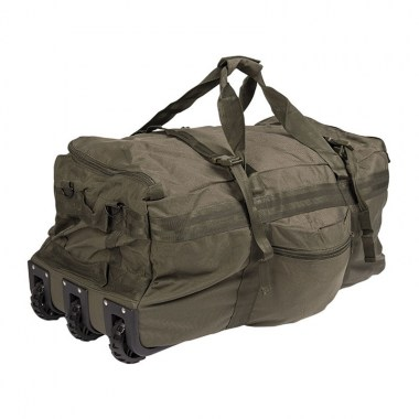 Sturm - OD Combat Duffle Bag With Wheel