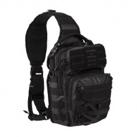 Sturm - Tactical Black One Strap Assault Pack Small