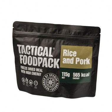Sturm - Tactical Foodpack Rice And Pork