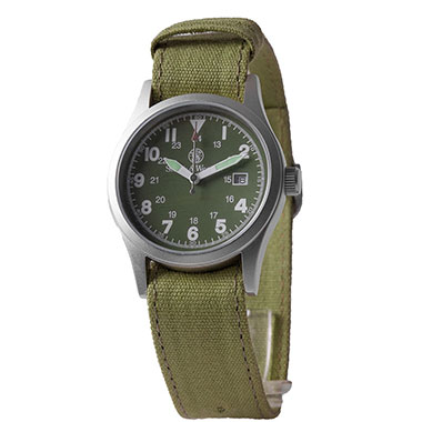 Smith and Wesson - Military Watch - Military Watch - Olive