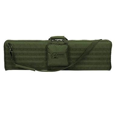 Voodoo Tactical - 15-0171 44'' Padded Single Rifle Padded Weapons Case - OD Green