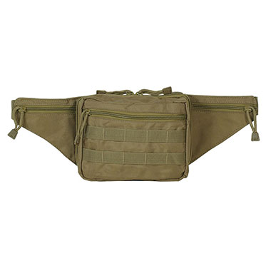 Voodoo Tactical - Hide-A-Weapon Fanny pack - Coyote
