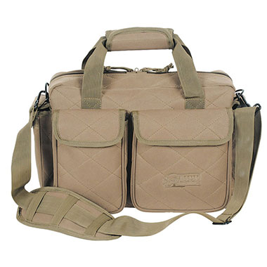 Voodoo Tactical - Compact Scorpion Range Bag - Coyote