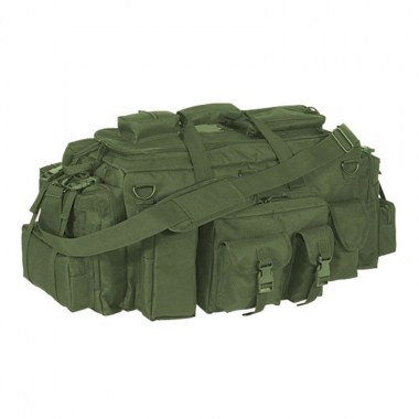 Voodoo Tactical - Mini Mojo Load Out Bag with MOLLE Webbing - OD Green