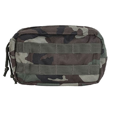 Voodoo Tactical - Utility Pouch - Woodland Camo