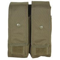 Voodoo Tactical - M4-AK47 Mag Pouch - Coyote