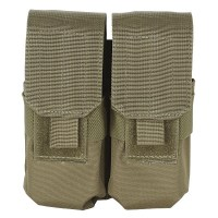Voodoo Tactical - M4 - M16 Double Mag Pouch - Coyote
