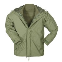 Voodoo Tactical - Next Generation ECW Parka w/ Removable Fleece Liner - OD Green