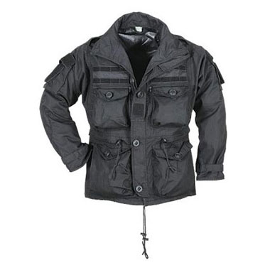 Voodoo Tactical - Tac 1 Field Jacket - Black