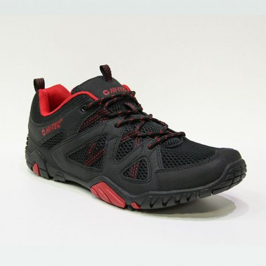 HI-TEC - RANGO - Black / Red
