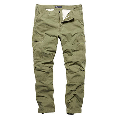 Vintage Industries - Tyrone BDU pants - Olive Drab
