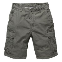 Vintage Industries - Batten shorts - Olive