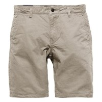 Vintage Industries - Tonic chino shorts - Olive Grey