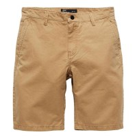 Vintage Industries - Tonic chino shorts - Sahara