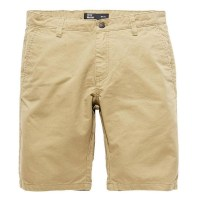Vintage Industries - Tonic chino shorts - Sage Olive