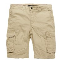 Vintage Industries - Hewitt shorts - Beige