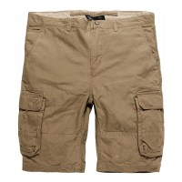 Vintage Industries - Hewitt shorts - Leaf