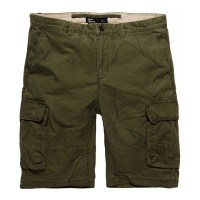 Vintage Industries - Hewitt shorts - Olive Drab
