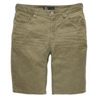 Vintage Industries - Soho shorts - Olive Drab