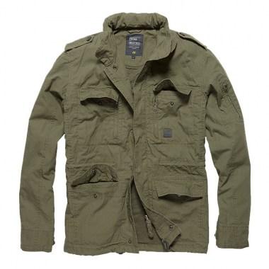 Vintage Industries - Cranford jacket - Olive Sage