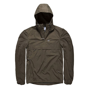 Vintage Industries - Shooter anorak - Dark Olive