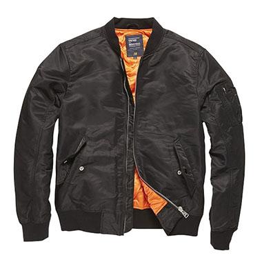 Vintage Industries - Welder jacket - Black