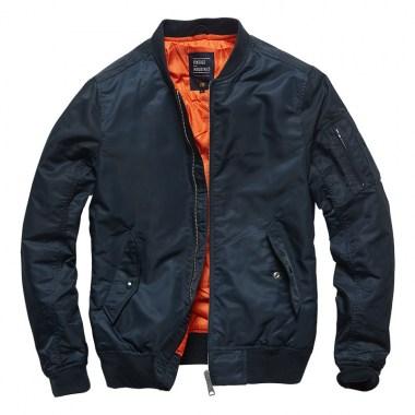 Vintage Industries - Welder jacket - Night Sky