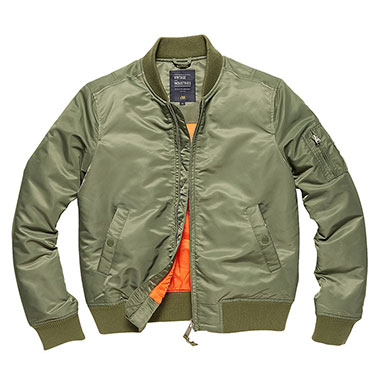 Vintage Industries - Liv ladies jacket - Light Olive