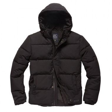 Vintage Industries - Lewiston jacket - Black