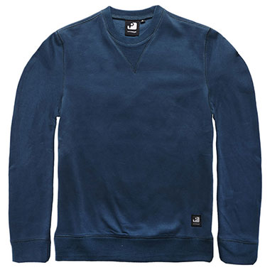 Vintage Industries - Greeley crewneck sweat - Midnight