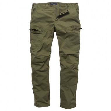 Vintage Industries - Kenny technical pants - Olive