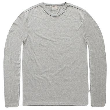 Vintage Industries - Jean long sleeve shirt - Heather